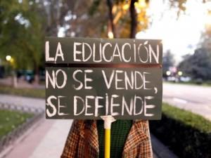 Basta de injerencia corporativa en la educación pública argentina