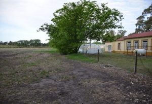 Los vecinos de La Porteña tenían razón: el expediente confirmó las fumigaciones a cero metros de la escuela