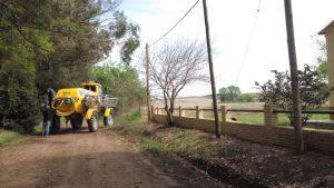 Agroquímicos biocidas en escuelas rurales de Tandil