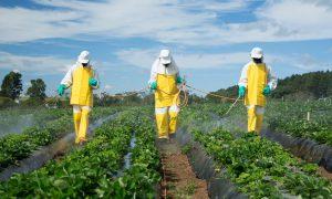 Monitoreo de agroquímicos biocidas