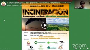 Incineración: Razones para prohibirla. Alternativas sustentables